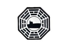 LOST ecusson logo Dharma Initiative du Sous Marin Dharma station patch