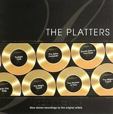 The Platters - Golden Legends: The Platters  / 2006 / CD / Madacy Distribution