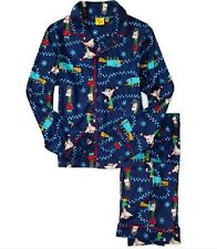 Phineas and Ferb PERRY Boy's 4/5 Pajamas NeW Button L/S Shirt & Pants Pjs NWT