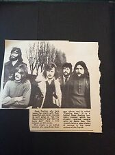 d7-1 ephemera 1971 picture pop group deep feeling country heir
