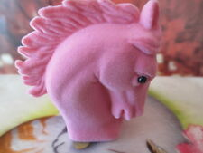 HORSE ~FELT TRINKET BOX & MATCHING NECKLACE