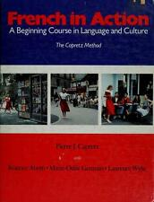 French in Action: A Beginning Course in Language and Culture: Textbook