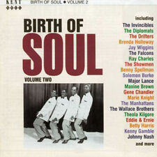 "BIRTH OF SOUL VOLUME 2  ""28 SIDES OF EARLY 60's SOUL, R&B, VOCAL GROUP"""
