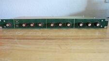 Furman PQ-3, Original 70s Parametric Equalizer Preamplifier, Green Face Vintage