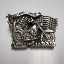 HARLEY DAVIDSON  *****FREEDOM TO RIDE **** FANTASTIC****   PIN