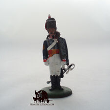 Figurine Collection Del Prado Sergent Major 15e Hussard G.-B. 1808 Anglais