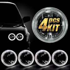 5-3/4-Inch Halo Headlight Upgrade Kit Exterior light For Ford/Mercury Sealed