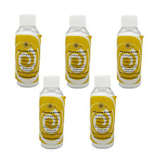 5 Bottles Dental Cleaning Powder For Dental Prophy Air Polisher Lemon Flavor