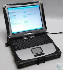 Panasonic ToughBook CF-19 Intel Core 2 Duo 1.2GHz 2GB RAM Laptop POWER ON & POST