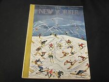1955 FEBRUARY 5 NEW YORKER MAGAZINE - BEAUTIFUL FRONT COVER FOR FRAMING - O 6301