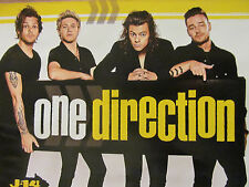 One Direction, Shawn Mendes, Double Full Page Pinup
