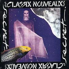 Secret by Classix Nouveaux (CD, Jun-2006, Cherry Red)
