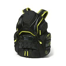 New OAKLEY Big Kitchen Sink Backpack Laser Green Black Tactical Laptop Bag Pack