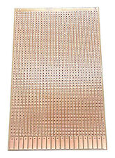 Copper Clad Printed Circuit Board 14.3 x 8.7 CM PCB - 3 Pieces