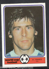 (ZZ) Monty Gum World Cup 1982 Football Card No 61 - Rio - France