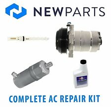 Buick Riviera 1995 Supercharged Complete A/C Repair Kit New Compressor w/ Clutch