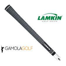 Set of 9 LAMKIN CROSSLINE Midsize Golf Grips NEW