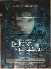 Affiche LA JEUNE FILLE DE L'EAU Lady in the water NIGHT SHYAMALAN 120x160cm*