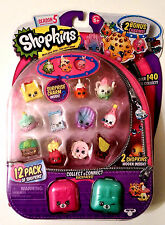NEW & RARE Yo-chi, Bailey Baseball Glove, Jane Frame. Shopkins Season 5 12 Pack