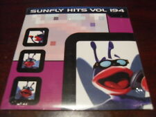 SUNFLY HITS KARAOKE  DISC SF194 VOLUME 194 CD+G SEALED 16 TRACKS