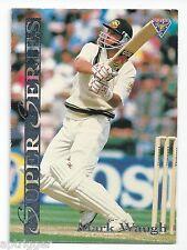 1994 Futera Super Series (SS10) Mark WAUGH Australia