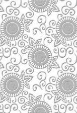 """COUTURE CREATIONS EMBOSSING FOLDER - CHIARO  7"""" x 5"""""""