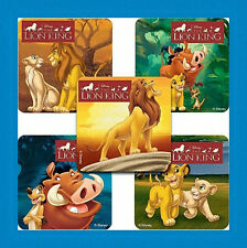 16 Lion King Simba Timon Pumbaa Stickers Party Favors