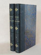 JOURNAL DE L'ABBE LE DIEU 1856-1857  BOSSUET
