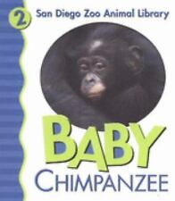 Baby Chimpanzee: My First Animal Library (San Diego Zoo Animal Library), Pingry,