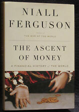 Ferguson, Niall.  The Ascent of Money.  First Edition.