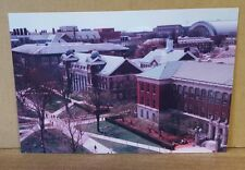 University of Illinois Looking at the Quad ~ Photo by Larry Kanfer ~ Postcard