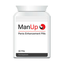 MAN UP PENIS ENLARGEMENT PILLS TABLETS WARNING EXTRA STRONG BIG HARD PENIS