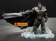 "WORLD OF WARCRAFT WOW DC7 THE LICH KING ARTHAS 1/6 10"" PVC FIGURE TOY GIFT NIB"