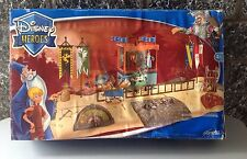 2004#Disney Famosa Heroes#Sword In The Stone Castle Medieval Carousel#Nib