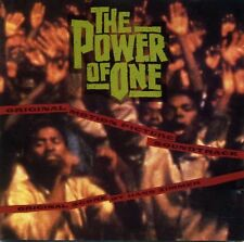 THE POWER OF ONE Soundtrack CD  Hans Zimmer