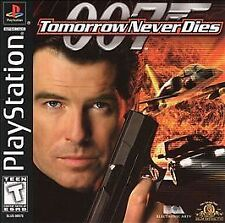 007: Tomorrow Never Dies (Sony PlayStation 1, 1999) BRAND NEW SEALED