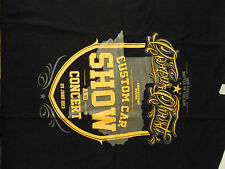 JUNE 23,2013 CORPIS CHRISTI,TEXAS CUSTOM CAR SHOW BLACK  small  SIZED T-SHIRT