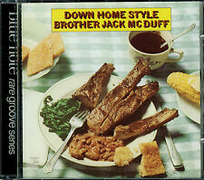 BROTHER JACK McDUFF  down home style  / BLUE NOTE RARE GROOVE SERIES
