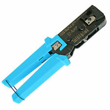 Platinum Tools EZ RJ45 Crimp Tool Trim Steel Wire Cutter Stripper