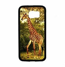 Giraffe Up Close for Samsung Galaxy S6 i9700 Case Cover