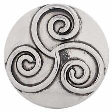 Button Click Druckknopf Keltische Zeichen 5094 - kompatibel mit Chunk Armband