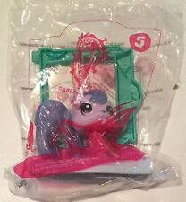 ! LITTLEST PET SHOP Carla Decourant #5 2015 MCDONALD'S HAPPY MEAL TOY - SEALED