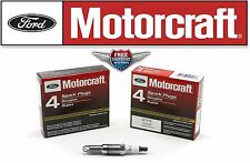 8 pcs Motorcraft Spark Plug SP515 with Dielectric Grease & Anti-Size Lubricant