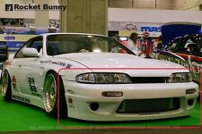 NISSAN 200SX 240SX S14/S14A ROCKET BUNNY LOOK FRONT BUMPER FOR BODY KIT