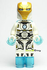 2016 LEGO Marvel Space Iron Man (76049) Minifigure Brand New
