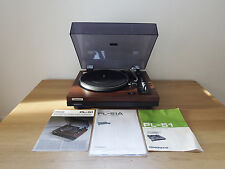 Vintage Pioneer PL-51 Turntable / Record Player / TT / Deck / BOXED!