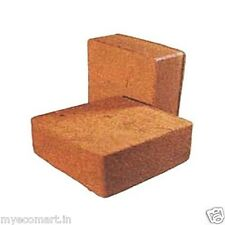 COCO PEAT BRICK- 5 Kg (It will expands 25 kg's of coco peat)