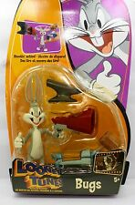 Looney Tunes back in Action Bugs Bunny Figure - Shootin Action