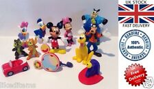 DISNEY Mickey Mouse Clubhouse Lot of 12 Cupcake Cake Toppers PVC Figure Set