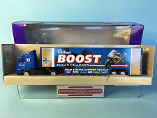 CORGI 1/64 59519 VOLVO RACE TRANSPORTER 'CADBURY BOOST BIKE TEAM' HGV MODEL